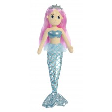 Sea Sparkles Crystal 18In