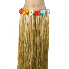 Hawaiian Themed Party Adult Size Grass Tissue Hula Skirt
