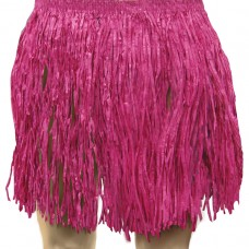 HULA SKIRT tissue:PINK-ADULT
