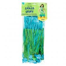 Blue and Green Hula Skirt Child