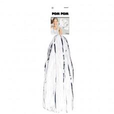 POM POM mix:white