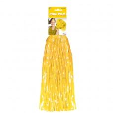 POM POM mix:yellow