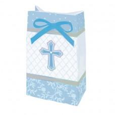 BAG FAV SWEET CHRISTENING BLUE