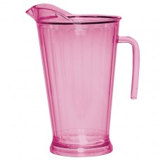 PITCHER:hot pink