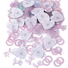 With this Ring Printed Confetti