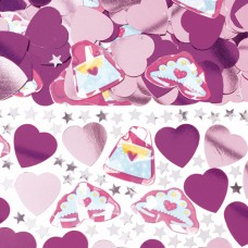 CONFETTI printed mix:PRINCESS