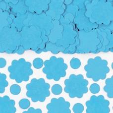 Blue Paper Confetti