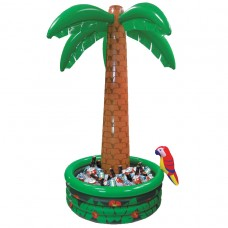 INFLATABLE COOLER:PALM TREE