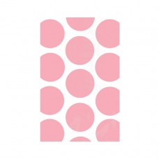 FAVOR BAGS DOT NEW PINK