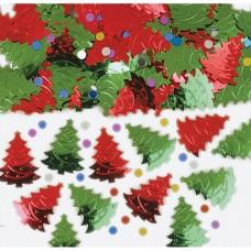 Christmas Trees Confetti