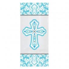 PRTY BAGS SM RELIGIOUS BLUE