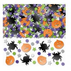 Halloween Metallic Confetti