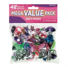 Girls Fun Value Favour Pack