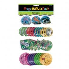 Puzzles Value Favour Pack