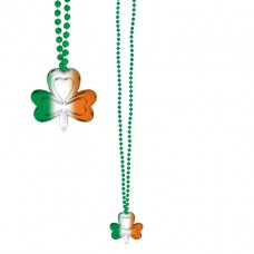 Ombre Shamrock Necklace