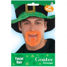 St. Patricks' Day Goatee
