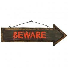 SIGN:BEWARE