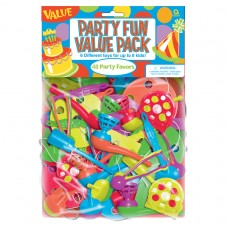 Party Fun Favours Value Pack