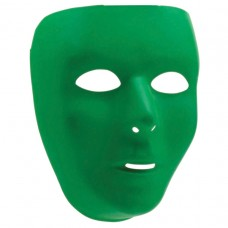 MASK FULL FACE GREEN