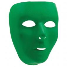 MASK FULL FACE GREEN