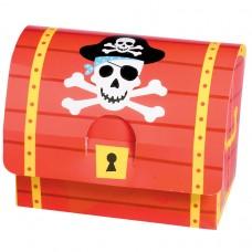 Pirates Treasure Favour Box