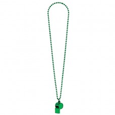 WHISTLE ON CHAIN GREEN