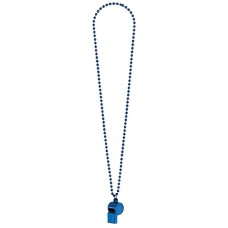 WHISTLE ON CHAIN BLUE