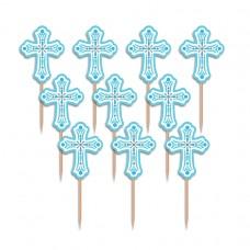 PRTY PICK RELIGIOUS BLUE