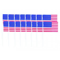 PATRIOTIC FLAG PICK 2 1/2