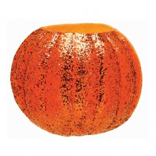 Glitter Pumpkin Favour Containers