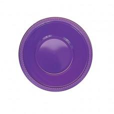 Purple Plastic Bowls 355ml