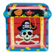 Pirate Party Snack Plate