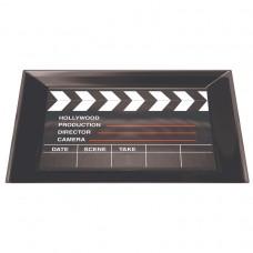 Hollywood Vac-Formed Plastic Platter