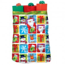 GIFT SACK giant:HOLIDAY FRIEND