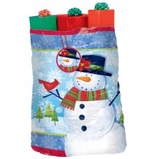 GIFT SACK giant:FROSTY FRIENDS