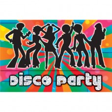 Disco Dancer Invitations