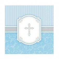 LN LC COMMUNION BLESSINGS BLUE