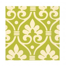 Natural Damask Luncheon Napkins (ECO)