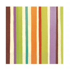 Crafty Stripe Luncheon Napkins (ECO)