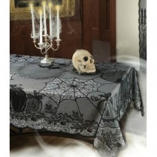Midnight Lace Tablecloth