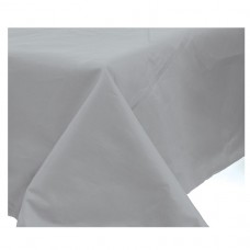 TABLECOVER emb s/c:silver