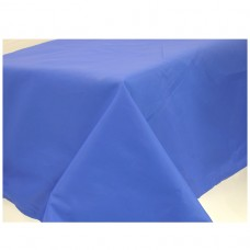 Marine Blue Paper Tablecover