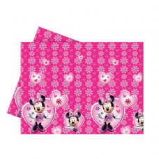 Minnie Mouse Plastic Tablecover