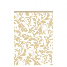 TC PPR GOLD ELEGANT SCROLL