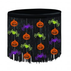 Spider Frenzy Tableskirt