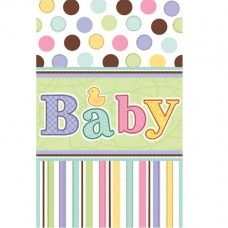 Tiny Bundle PLASTIC TABLECOVER