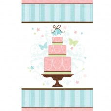 Blushing Bride Tablecover