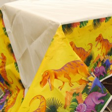 TABLECOVER:PREHISTORIC PARTY