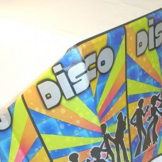 70's Disco Paper Tablecover