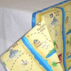 Pirates Treasure Tablecover